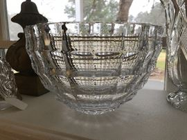 Gorgeous Art Deco heavy bowl