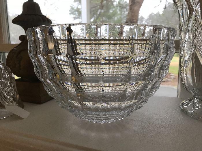 Gorgeous Art Deco heavy bowl