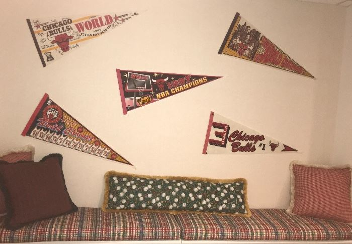 Chicago Bulls Pennants
