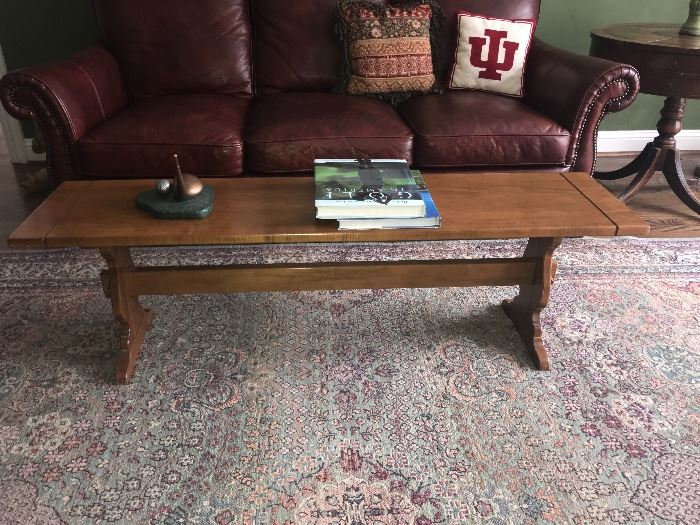 Bench style Coffee Table