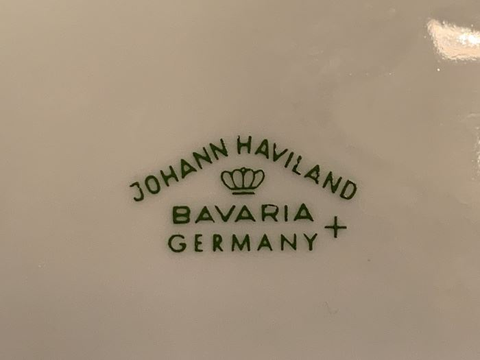 Johann Haviland Bavaria Germany