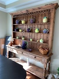 Stunning Country French Hutch