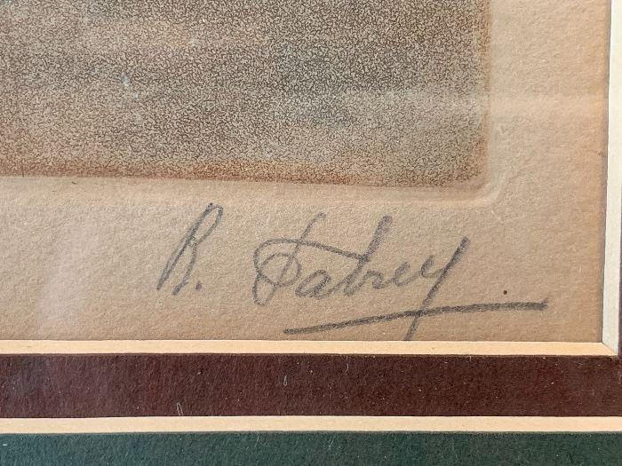 R. Fabrey?