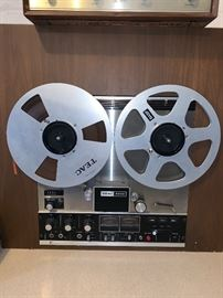 Teac 3300 Reel to Reel stereo tape player recorder-hard to find