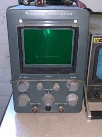 Vintage Heathkit Ignition Analyzer