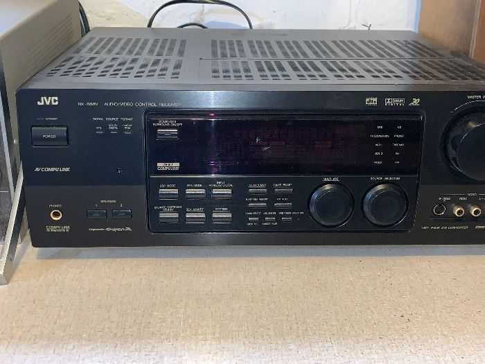 JVC RX-888V  Audio/Video Control Receiver