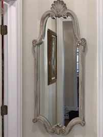 Large, beautiful wall mirror-another view