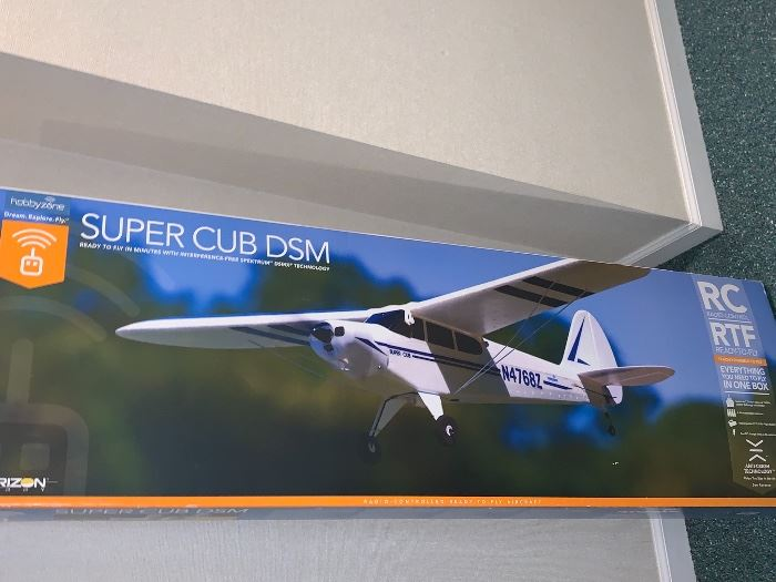 Super Cub DSM airplane