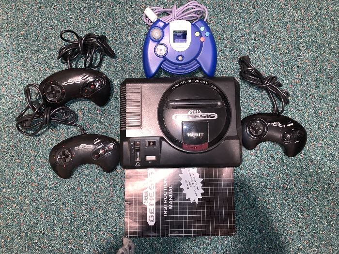 Genesis system and controllers