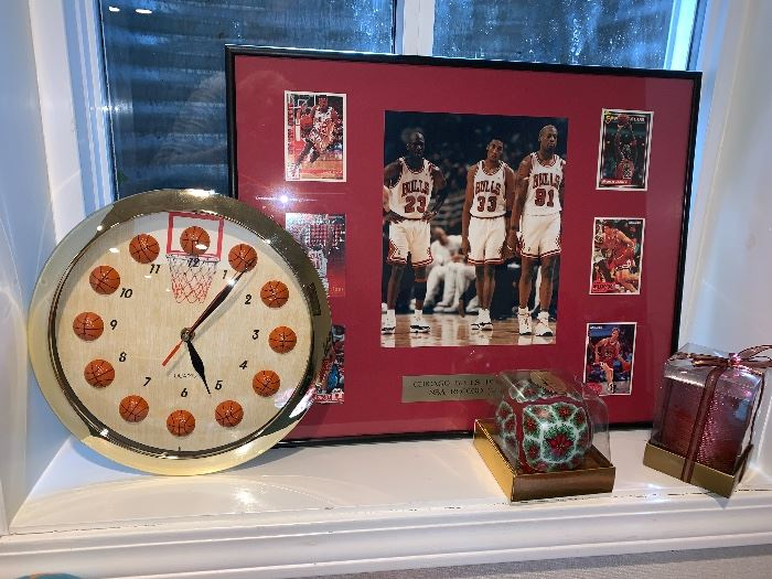 Basket Ball clock
