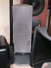 Pr. of  Polk Audio speakers