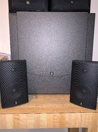 A R - Acoustic Research speakers