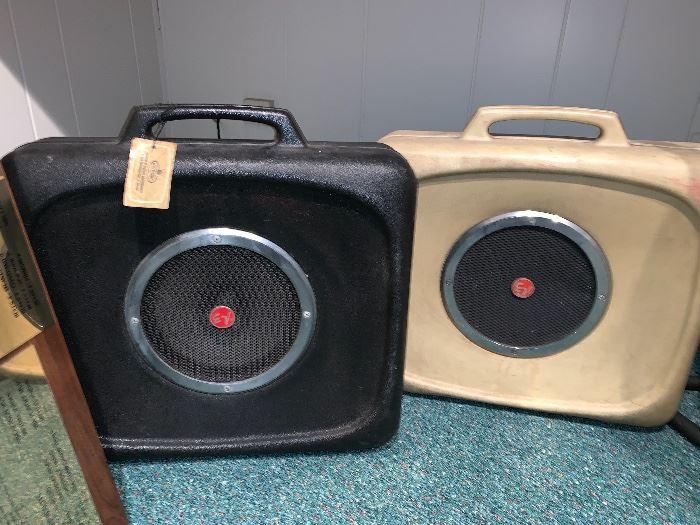 Vintage EV  - Electro-Voice  Sonocaster speakers