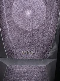 Pr. Infinity speakers