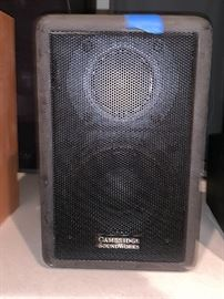 Cambridge Sound Works speakers