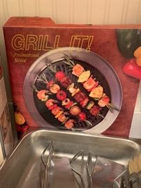 Grill It - new in box