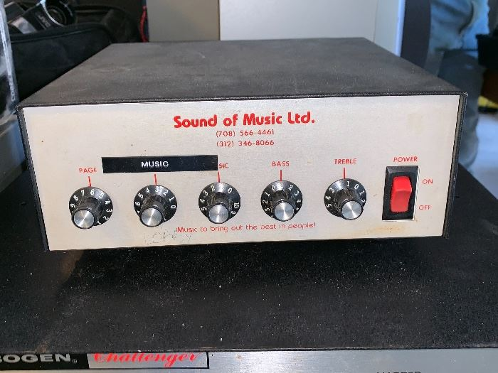 Vintage Sound of Music Ltd.