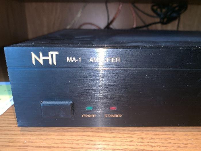 NHT MA-1 AMP