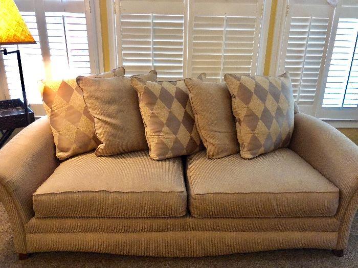 Additional neutral sofa