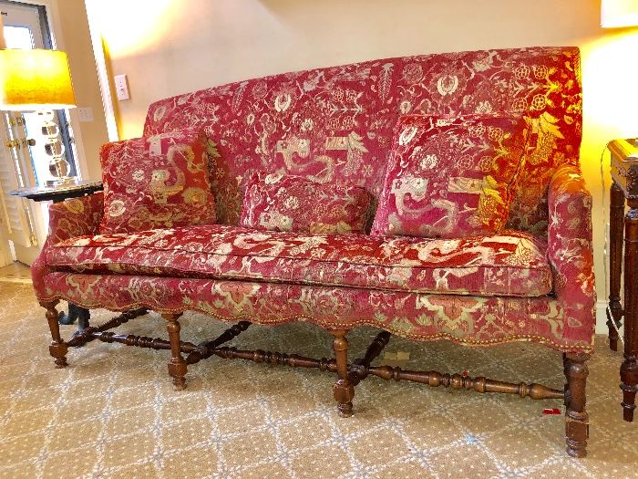 Gorgeous Antique Sofa