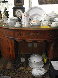 GORGEOUS OLD DESK IN GREAT CONDITION!