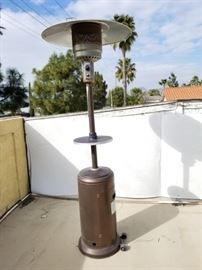 Gas-Fired Outdoor Infrared Patio Heater