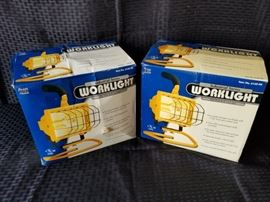Industrial Series Worklights