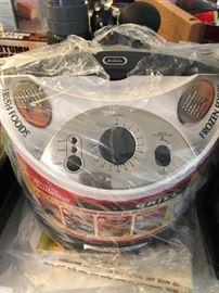 Brand new countertop indoor grill