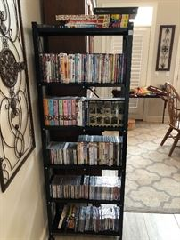 Only part of the collection.,we have a Cd and DVD store filled with great music and movies