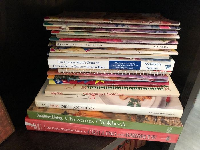 Cookbooks for everything