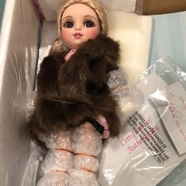 Marie Osmond new in box doll