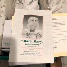 Mary's paperwork