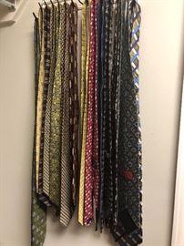 Beautiful and like new ties