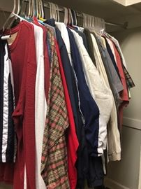 Men's shirts. Large and xl. Great selection and lots of designer names