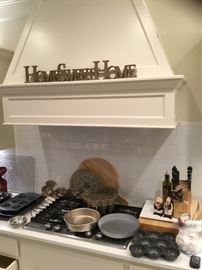 Love this well appointed kitchen