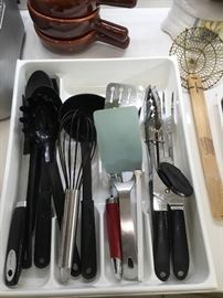 Kitchen gadget collection will be calling your name