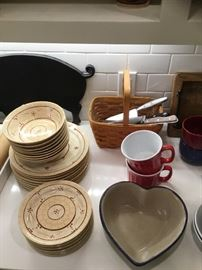 Lots of China and ceramic pieces too