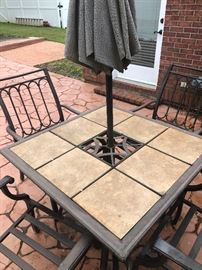 great looking table for your patio