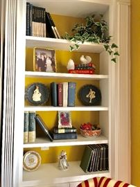 All types of accessories and books