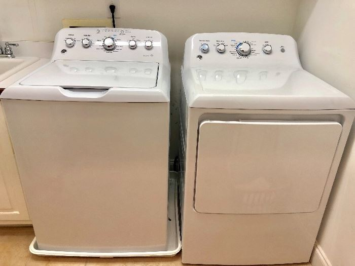 Almost new  washer dryer