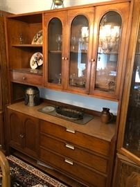 Basic Witz mid-century modern buffet/cabinet