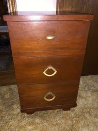 Antique nightstand.....