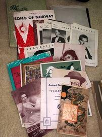 Vintage paybills