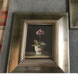$100.  Shadow Catcher's Framed Art (3 pieces, photo 1).  All items MUST be picked up on March 21st or 22nd only.  If you are unable to do this please email rcullen@virtualparalegalny.com PRIOR to purchasing. Sale has a house full of items available for sale, you are welcome to shop when you pick up your purchased items.  Lots of home decor, 2 closets FULL of ladies clothes and shoes, all like new and name brand, garage stuff, kitchen stuff etc. GREAT PRICES!