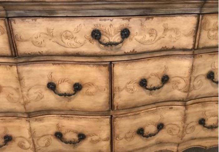 """Bedroom dresser photo 2.   43"""" x 21"""" All items MUST be picked up on March 21st or 22nd only.  If you are unable to do this please email rcullen@virtualparalegalny.com PRIOR to purchasing. Sale has a house full of items available for sale, you are welcome to shop when you pick up your purchased items.  Lots of home decor, 2 closets FULL of ladies clothes and shoes, all like new and name brand, garage stuff, kitchen stuff etc. GREAT PRICES!"""