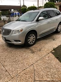 2013 Buick Enclave SUV fully loaded black leather interior all wheel drive in great shape!  only 47,000 miles
