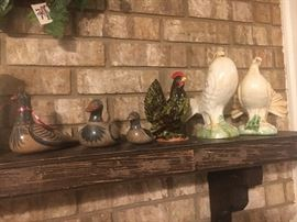 Mexican Pottery & Ceramic Pieces