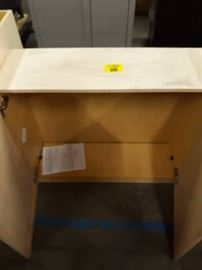 Assembled 36x30x12 in. Easthaven Wall Cabinet in U ....