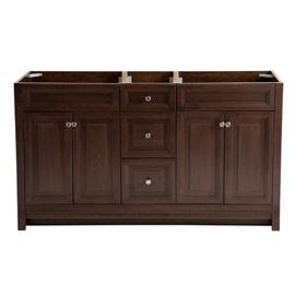 Brinkhill 60 in. W x 34 in. H x 22 in. D Bathroom ...