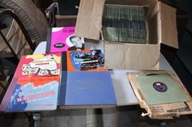 Box of Records RCA Victor